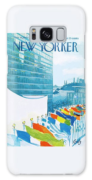 New Yorker November 14th, 1964 Galaxy Case