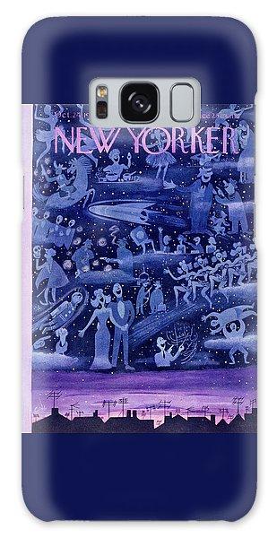 New Yorker October 24 1953 Galaxy Case