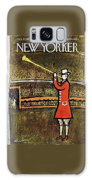 New Yorker October 27 1956 Galaxy Case