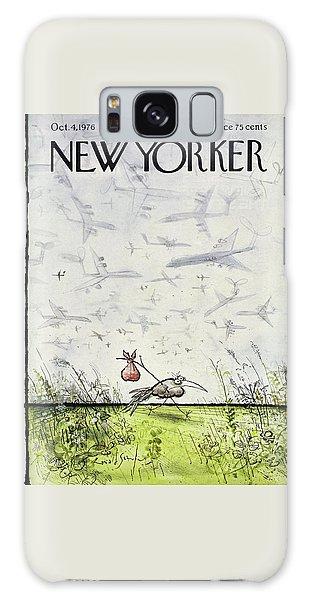 New Yorker October 4 1976 Galaxy Case