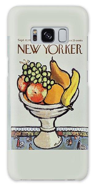 New Yorker September 12 1959 Galaxy Case