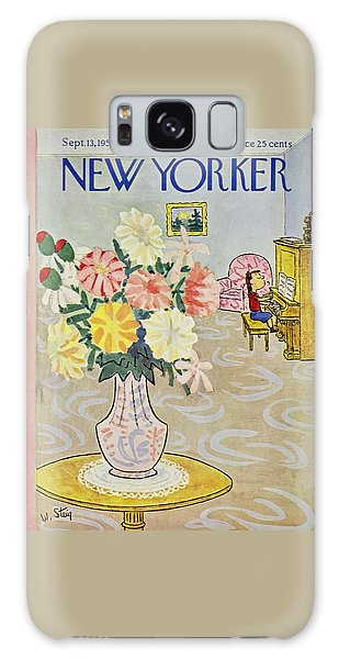 New Yorker September 13 1958 Galaxy Case