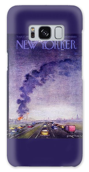 New Yorker September 17 1955 Galaxy Case