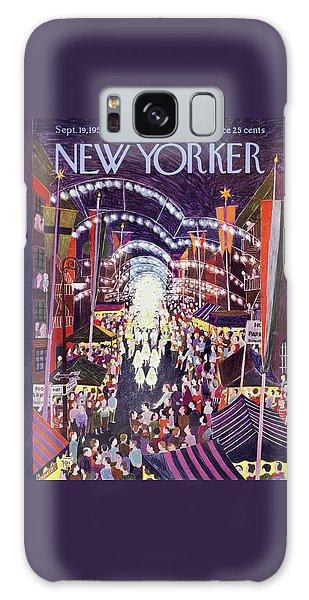 New Yorker September 19 1959 Galaxy Case