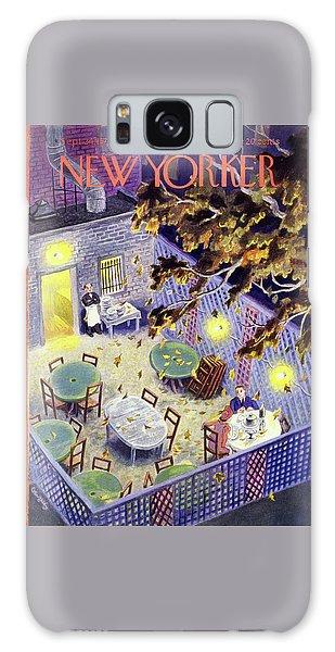 New Yorker September 24 1949 Galaxy Case