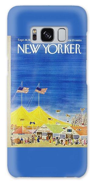 New Yorker September 28 1957 Galaxy Case