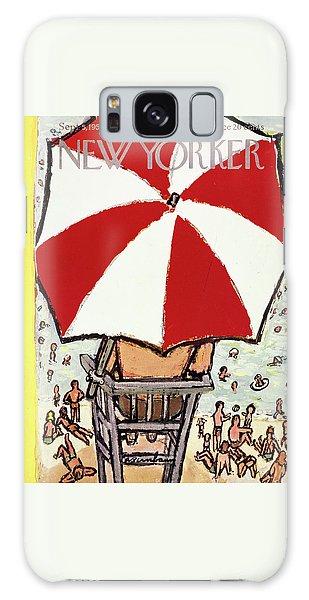 New Yorker September 5 1953 Galaxy Case
