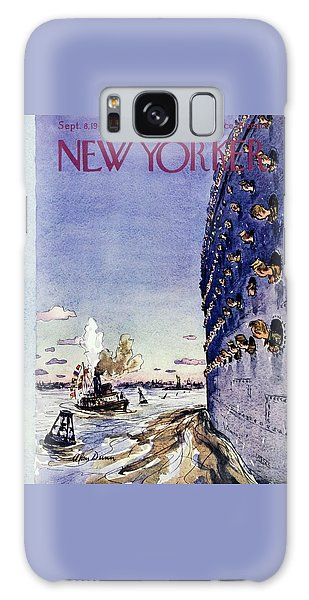 New Yorker September 8 1945 Galaxy Case
