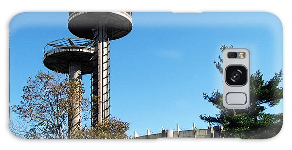 New York's 1964 World's Fair Observation Towers Galaxy Case