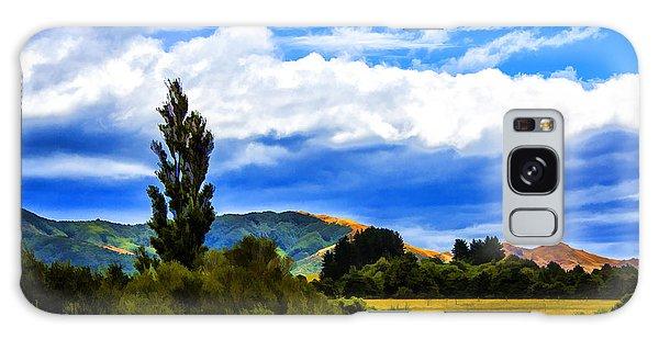 New Zealand Legacy Galaxy Case by Rick Bragan