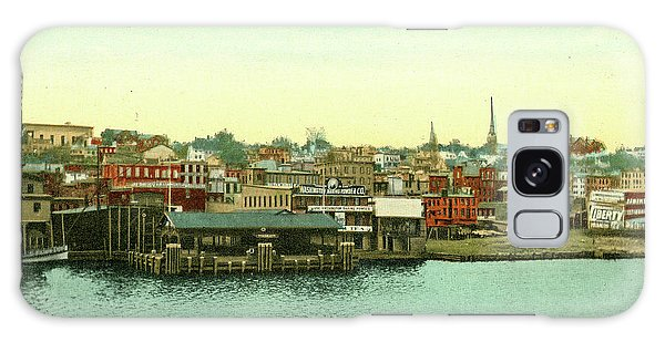 Newburgh Steamers Ferrys And River - 15 Galaxy Case