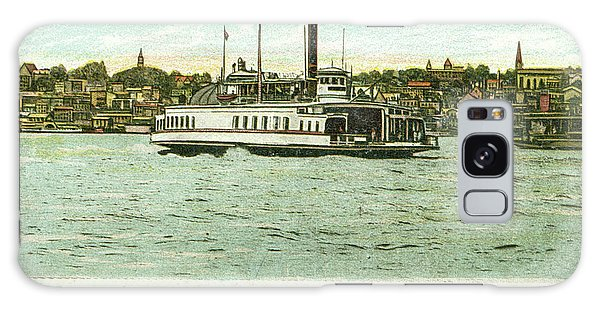 Newburgh Steamers Ferrys And River - 24 Galaxy Case