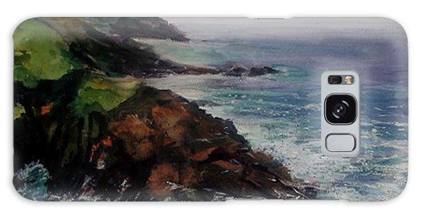 Newlyn Cliffs 2 Galaxy Case