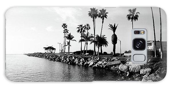 Tree Galaxy Case - Newport Beach Jetty by Paul Velgos