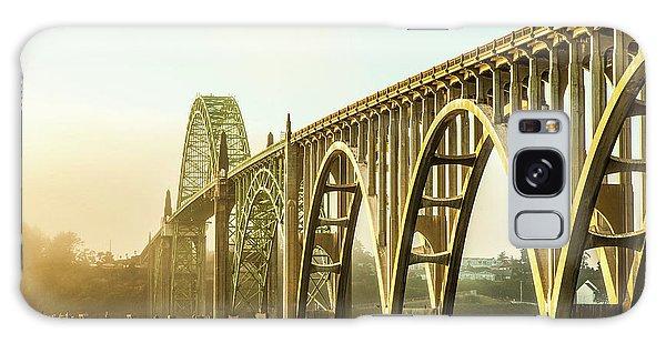 Newport Bridge Galaxy Case