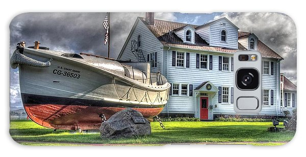 Newport Coast Guard Station Galaxy Case