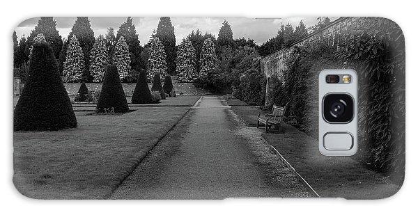 Newstead Abbey Country Garden Gravel Path Galaxy Case