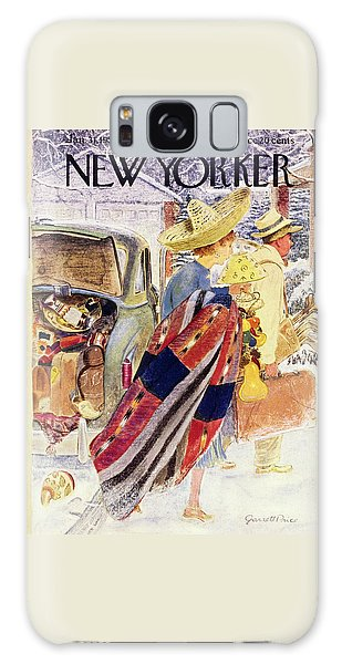 Newyorker January 31 1953 Galaxy Case