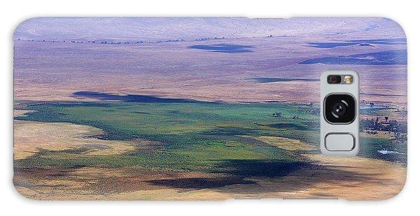 Ngorongoro Crater Tanzania Galaxy Case