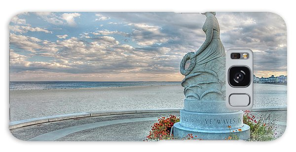 New Hampshire Marine Memorial Galaxy Case