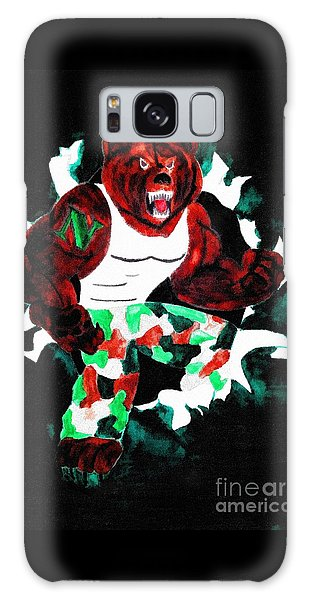 Nhs Bears In Color  Galaxy Case