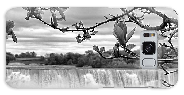Niagara American Falls Spring Galaxy Case