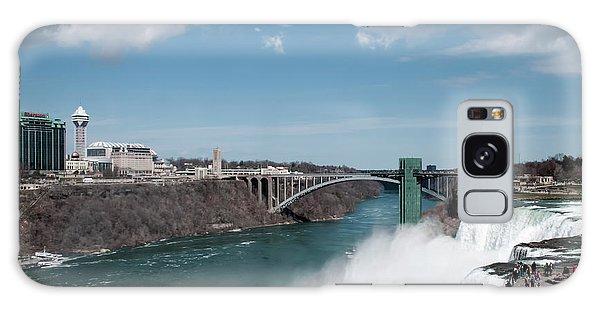 Niagara Falls New York Galaxy Case