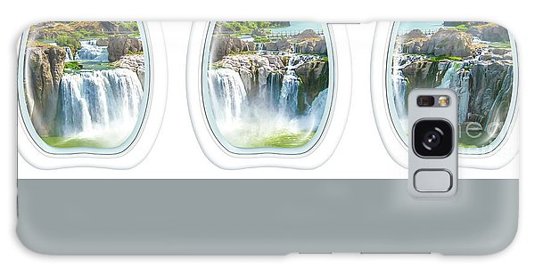 Niagara Falls Porthole Windows Galaxy Case