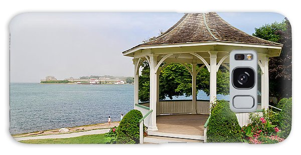 Niagara On The Lake Gazebo 2014 Galaxy Case