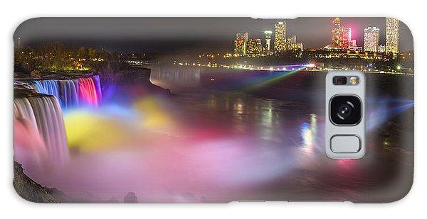 Niagara Rainbow Galaxy Case