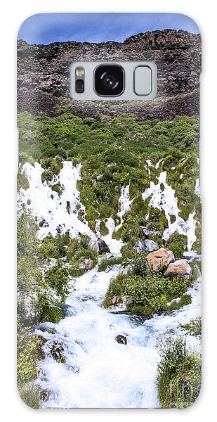 Niagra Springs Idaho Journey Landscape Photography By Kaylyn Franks  Galaxy Case