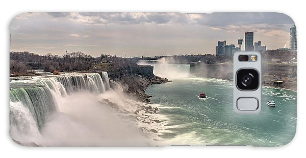 Niagra Waterfalls Galaxy Case