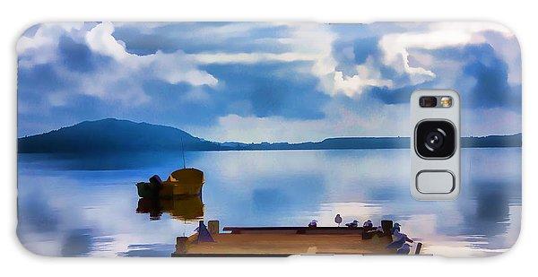 Nice Dock Galaxy Case by Rick Bragan