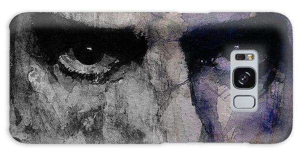 Punk Rock Galaxy Case - Nick Cave Retro by Paul Lovering
