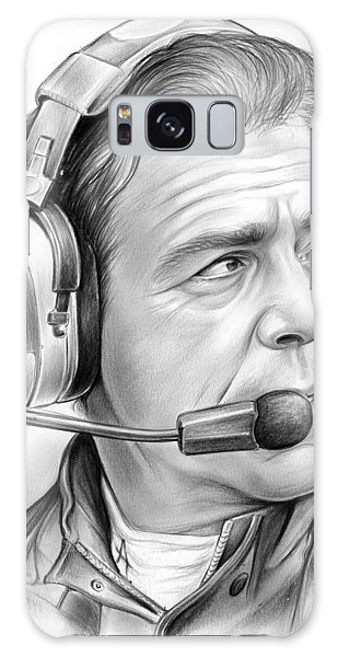 Nick Saban Galaxy Case