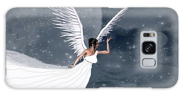 Night Angel Galaxy Case