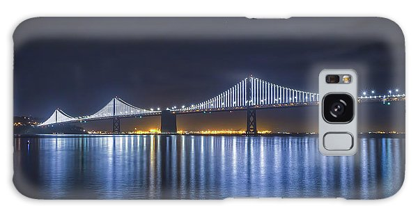 Night Bridge Galaxy Case