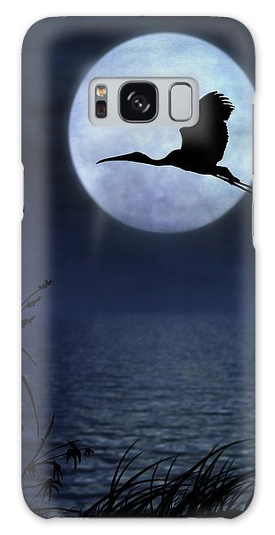 Night Flight Galaxy Case