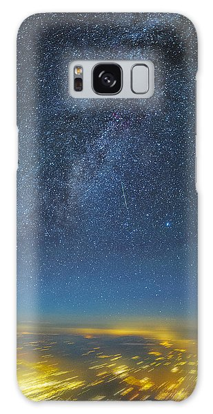 Night Flight Galaxy Case