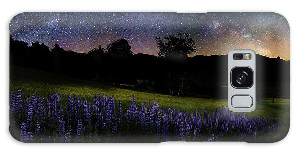 Galaxy Case featuring the photograph Night Flowers by Bill Wakeley
