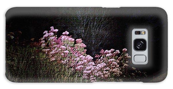 Night Flowers Galaxy Case by YoMamaBird Rhonda