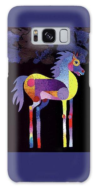 Night Foal Galaxy Case