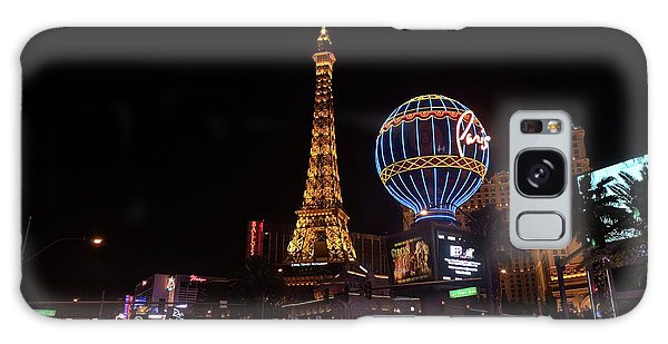 Night In Vegas Galaxy Case