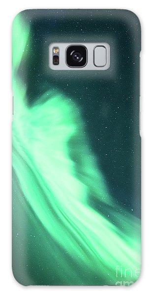 Night Lines Galaxy Case
