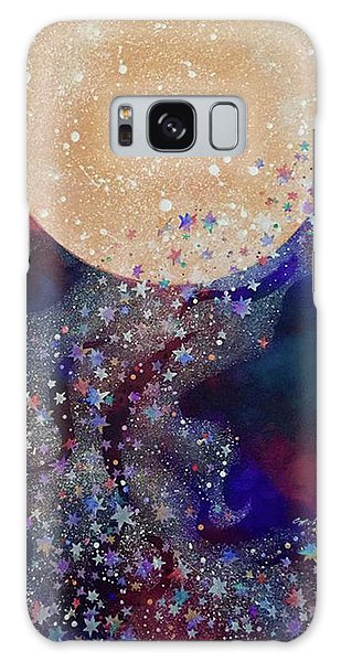 Night Magic Galaxy Case