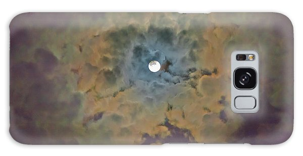 Night Moon Galaxy Case