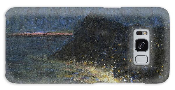 Ant Galaxy S8 Case - Night Motif From Capri by Ants Laikmaa