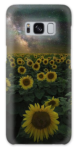 Galaxy Case featuring the photograph Night Of A Billion Suns by Aaron J Groen