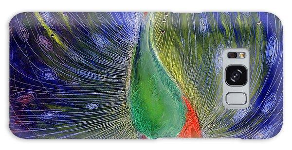 Feather Stars Galaxy Case - Night Of Light by Nancy Moniz