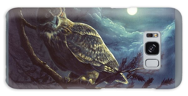 Night Owl Galaxy Case